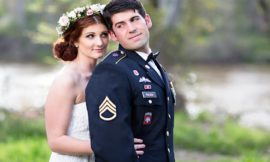 Wilmington NC Wedding Photographer   Military Style Shoot