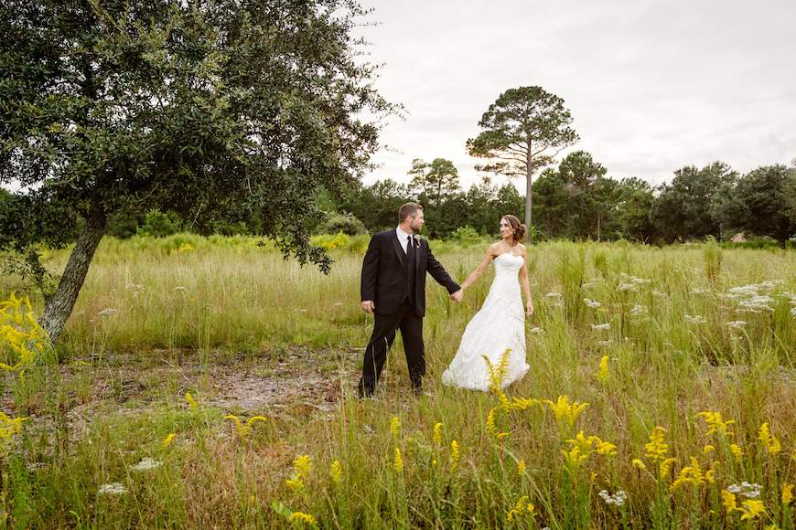 Read more about the article Hampstead NC Wedding Photographers | Rachael+Ben