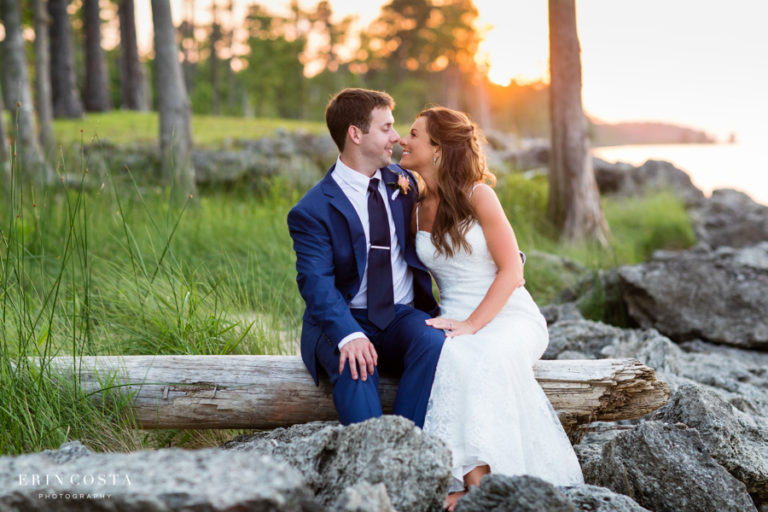 Read more about the article Neuse Breeze Weddings   Jennifer & Ryan