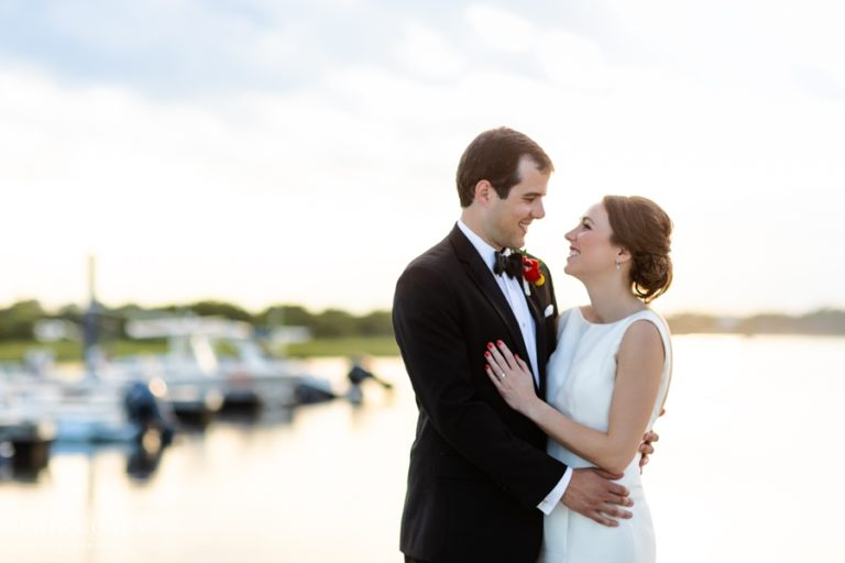 Read more about the article Figure Eight Island Wedding | Liz & Keaton