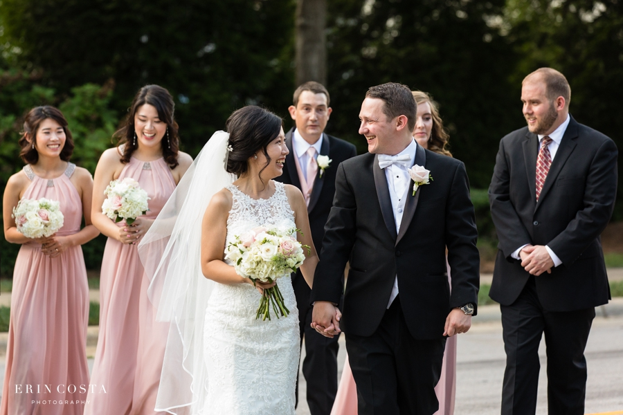 You are currently viewing Wedding at the Glenwood in Raleigh | Lan & Matt