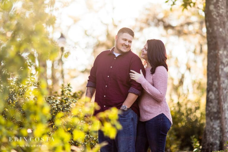Read more about the article Greenfield Lake Engagement Session   Meaghan & John