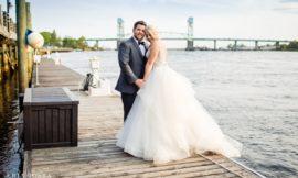 128 South Front Street Wedding | Logan & Justin