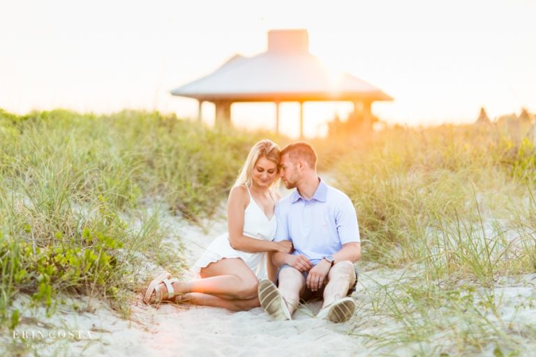 Read more about the article Wilmington NC Engagement   Claudia & Brandon