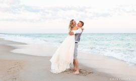 Topsail Beach Wedding Photos | Nicole & Austin